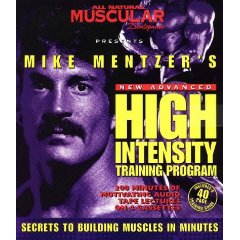 mike mentzer audio tapes